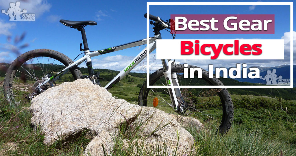 Best bicycles with gear in India