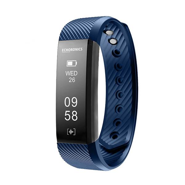 Mevofit Echo Dash HR Fitness Band
