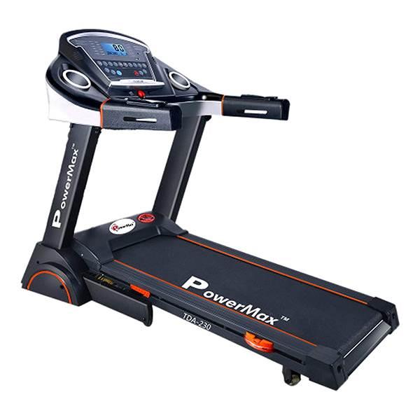 Powermax-Fitness-TDA-230-Semi-Auto-Lubrication