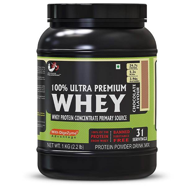 Advance MuscleMass Whey Protein